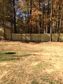 Fence Staining Fayetteville GA